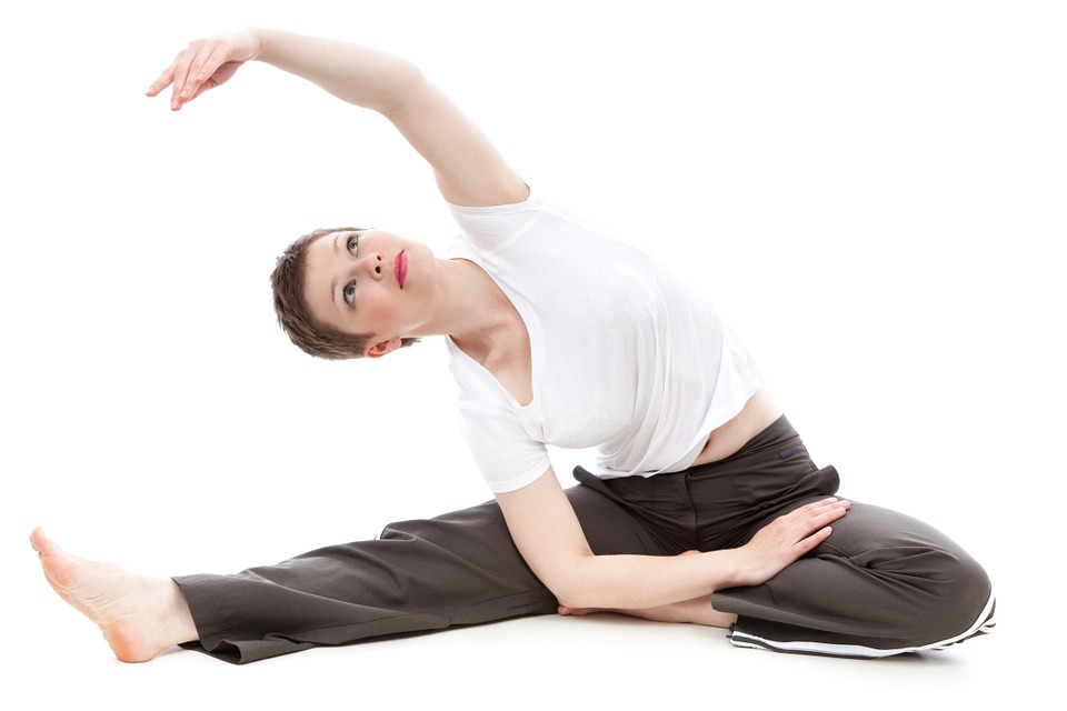 Stretching-Exercise